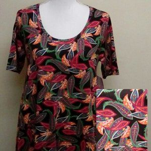 XS LuLaRoe Perfect Tee